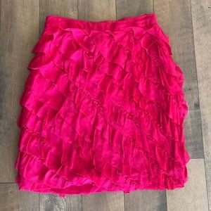 NWT Anthropologie odille skirt in size 6